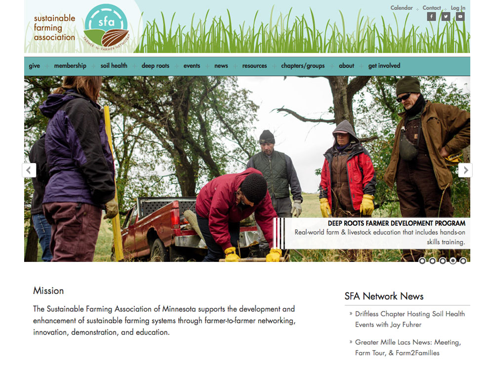 Sustainable Farming Association of MN